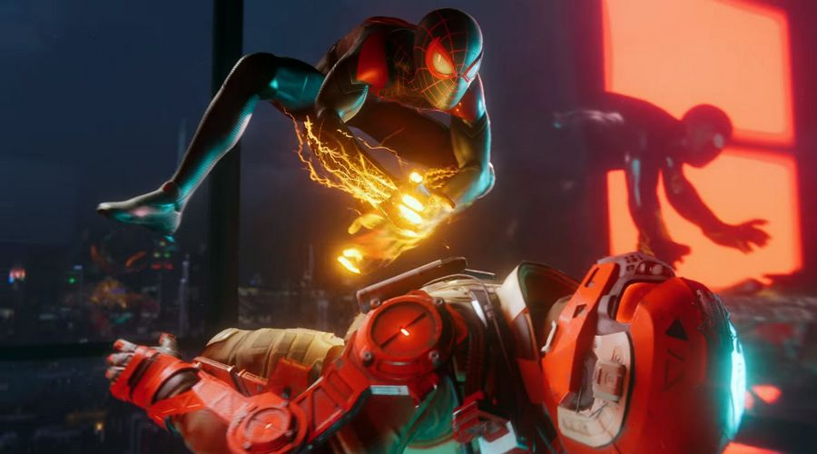 Marvel's Spider-Man: Miles Morales на PS4