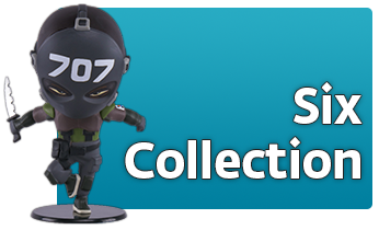 Фигурки Six Collection от Ubisoft