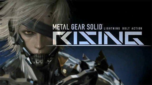 Metal Gear Solid: Rising - новый сериал в знакомой игровой вселенной