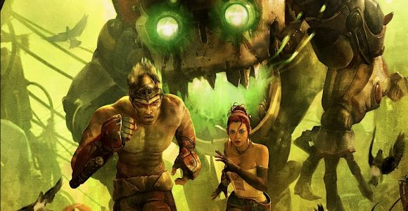 Enslaved: Odyssey to the West - паломничество в постапокалипсис