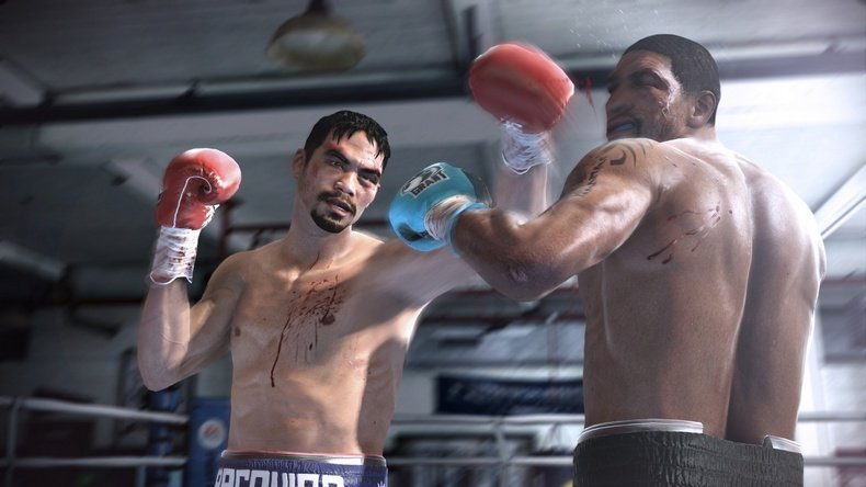 Fight Night: Champion - дружелюбный кровавый спорт