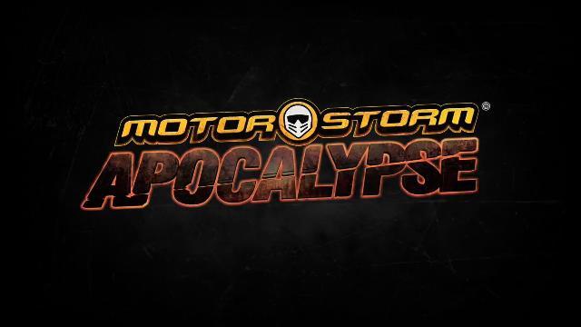 Motorstorm: Apocalypse - новая степень разрушений