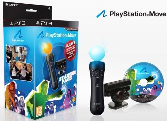 PlayStation Move - уникальный игровой опыт и море положительных эмоций