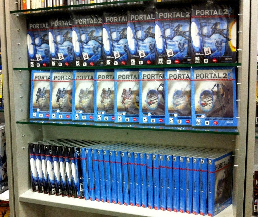 PC-версия Portal 2 в продаже с 21-го апреля!