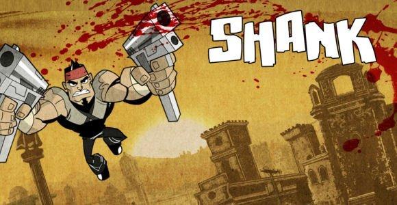 Shank - аркадная месть в PSN и XBLA