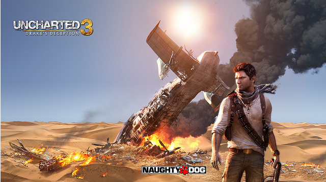 Uncharted 3: Drake's Deception - ����������� ������������
