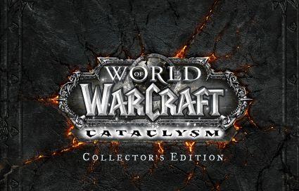 World of Warcraft: Cataclysm Collector's Edition - сюрпризы из большой коробки