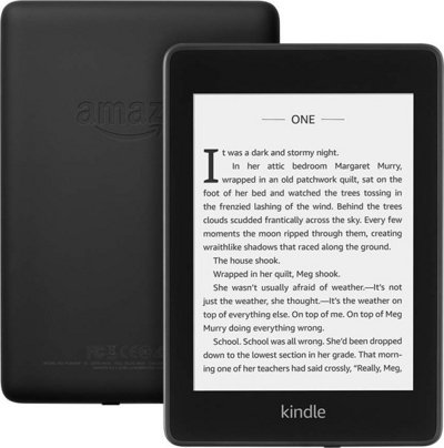 Электронная книга Amazon Kindle Paperwhite Black (4-е поколение) 8Gb (2018)