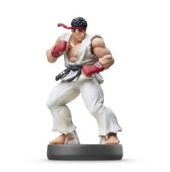 Фигурка Amiibo  Рю -  коллекция Super Smash Bros.