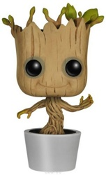 Фигурка Funko POP! Bobble: Guardians O/T Galaxy: Dancing Groot
