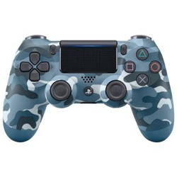 Геймпад DualShock 4 Wireless Controller Blue Camouflage V2 (PS4)