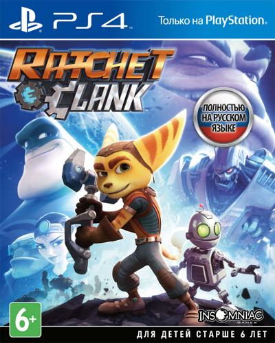 ������ Ratchet & Clank (PS4) � ������ �������� ��������