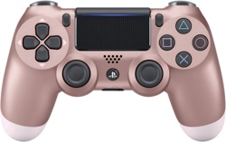 Геймпад DualShock 4 Wireless Controller Golden Rose (PS4)
