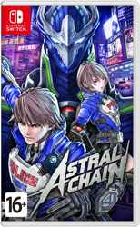 Astral Chain (Switch) Предзаказ