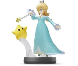 Фигурка amiibo Розалина (коллекция Super Smash Bros.)