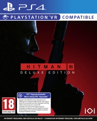 HITMAN 3 Deluxe Edition (PS4)