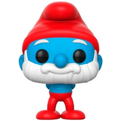 Фигурка Funko POP! Vinyl: The Smurfs: Papa Smurf