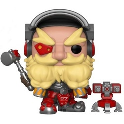 Фигурка Funko POP! Vinyl: Games: Overwatch S4: Torbjorn