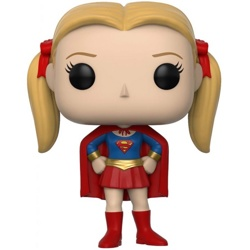 Фигурка Funko POP! Vinyl: Friends W2: Phoebe as Supergirl