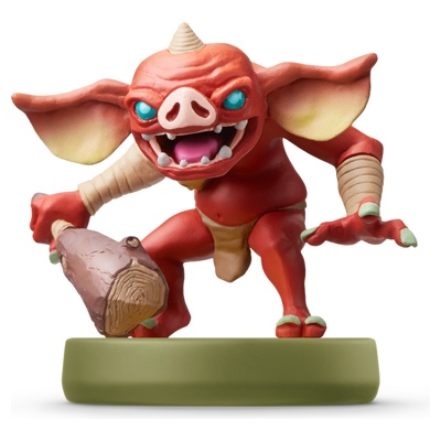 Фигурка amiibo Бокоблин (коллекция The Legend of Zelda)