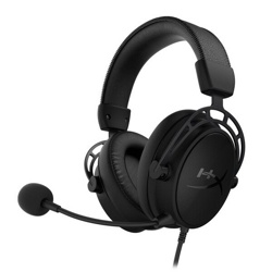 Гарнитура HyperX Cloud Alpha S Blackout