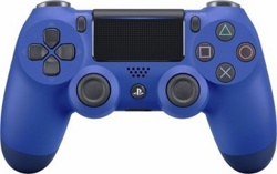 Геймпад DualShock 4 Wireless Controller Wave Blue V2 (PS4)