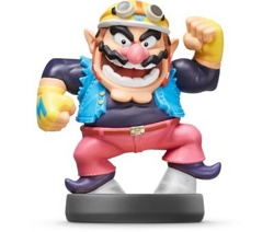 Фигурка amiibo Варио (коллекция Super Smash Bros.)