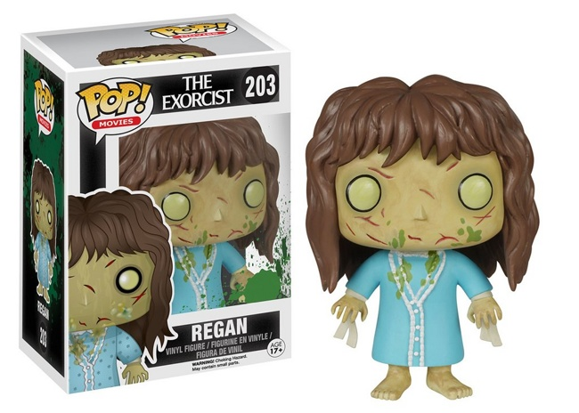 Фигурка Funko POP! Horror: The Exorcist: Regan
