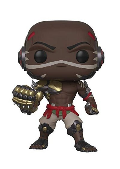 Фигурка Funko POP! Vinyl: Games: Overwatch S4: Doomfist