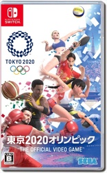 Tokyo 2020 Olympic Games Official Videogame (Switch) Предзаказ