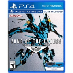 Zone of the Enders: The 2nd Runner - Mars (с поддержкой PS VR) (PS4)