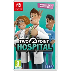 Two Point Hospital (Switch) Предзаказ