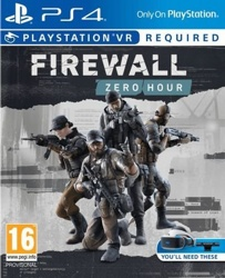 Firewall Zero Hour (только для VR) (PS4)