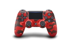 Геймпад DualShock 4 Wireless Controller Red Camouflage (PS4)