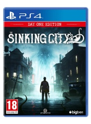 THE SINKING CITY (PS4) Б.У.