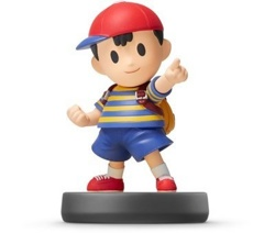 Фигурка amiibo Несс (коллекция Super Smash Bros.)