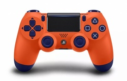 Геймпад DualShock 4 Wireless Controller Sunset Orange V2 (PS4)