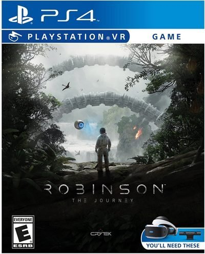Robinson: The Journey (только для VR) (PS4)
