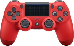 Геймпад DualShock 4 Wireless Controller Magma Red V2 (PS4)