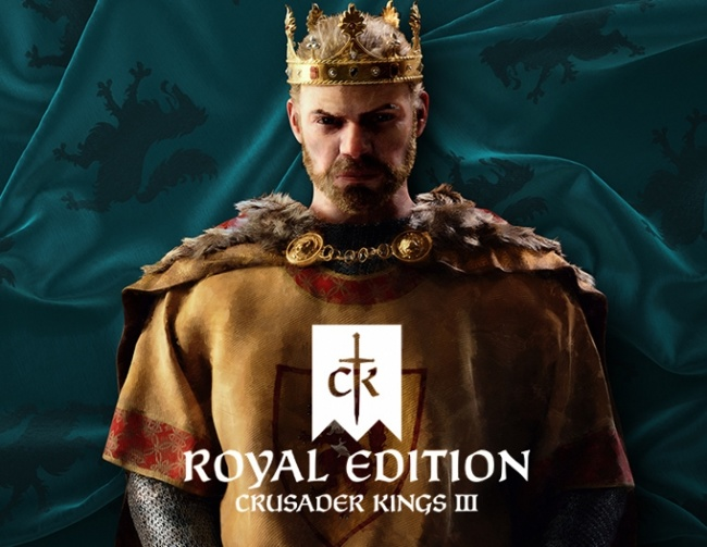 Crusader Kings 3 Royal Edition (цифровой код Steam) (PC)