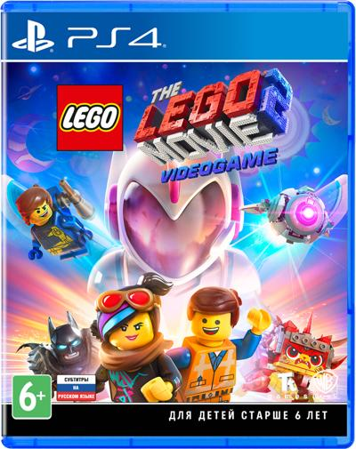 LEGO Movie 2 Videogame (PS4) Б.У.
