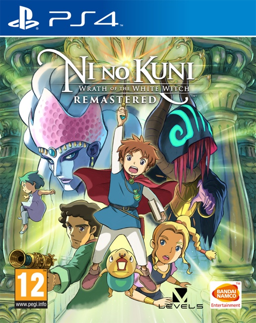 Ni no Kuni: Гнев Белой ведьмы – Remastered (PS4)