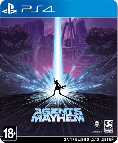 Agents of Mayhem Edition (PS4)