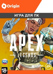 Карта цифрового кода Apex Legends. Lifeline Edition (PC, Origin) Предзаказ