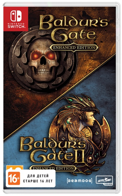 Baldur's Gate: Enhanced Edition (Switch)