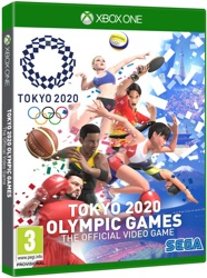 Tokyo 2020 Olympic Games Official Videogame (Xbox) Предзаказ