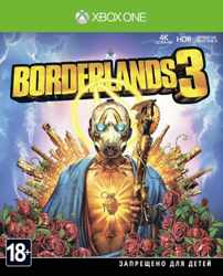 Borderlands 3 (Xbox One) Предзаказ