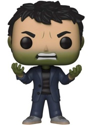Фигурка Funko POP! Bobble: Marvel: Avengers Infinity War S2: Banner w/ Hulk Head