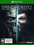 Dishonored 2 (Xbox One)(Английский язык) Б.У.