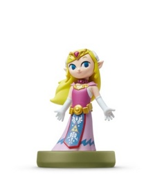 Фигурка amiibo Зельда The Wind Waker